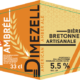 Dimezell Ambrée American Amber Ale - Bière artisanale bretonne