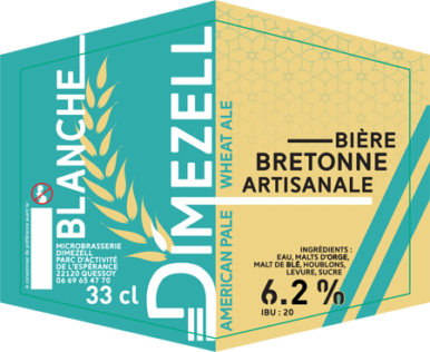 Dimezell Blanche American Wheat Ale