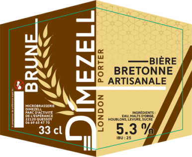 Dimezell Brune London Porter