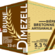 Dimezell Brune London Porter - Bière artisanale bretonne