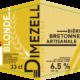 Dimezell Blonde Pale Ale - Bière artisanale bretonne