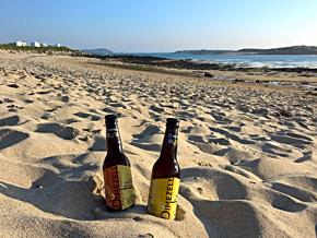 Dimezell bière ambrée et blonde Brasserie artisanale à Quessoy 22