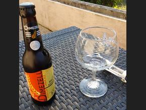 Dimezell Bière Ambrée Microbrasserie Quessoy 22